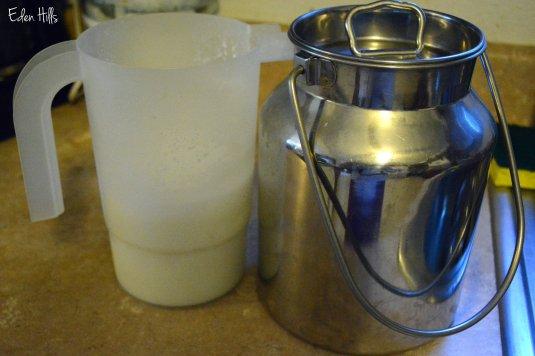 Milk Tote