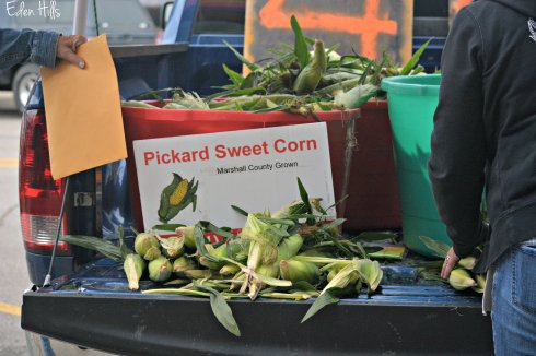 Pickard Sweet Corn
