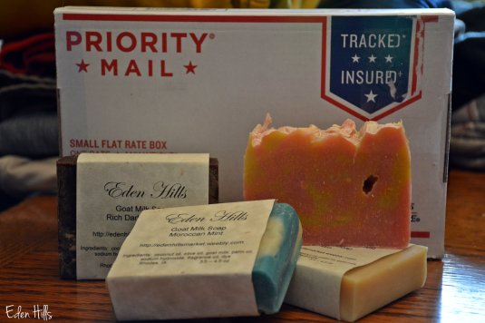 Soap to Mail
