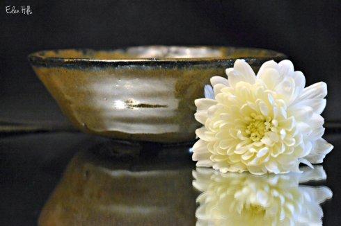 Flower Bowl 085ew
