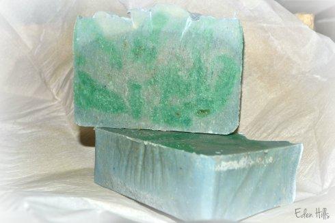 Eden Hills goat's milk soap