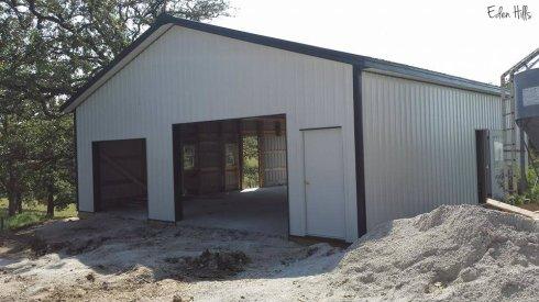 Garage w