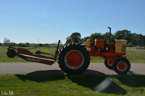 Tractor and bush hog_6287w
