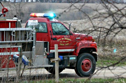 Fire Truck 3ew